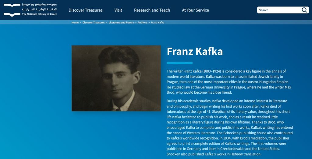 Kafka Biblioteca
