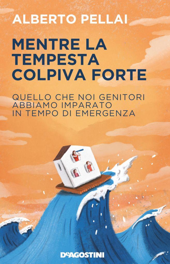 Copertina Libro MENTRE LA TEMPESTA COLPIVA FORTE