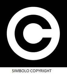Simbolo copyright