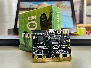 300px BBC Micro Bit with original Packaging