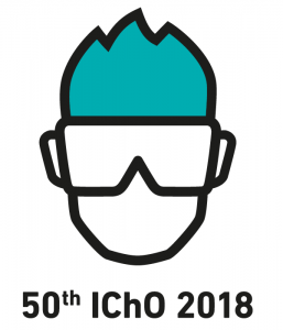 50th IChO logo