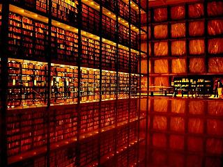 Beinecke rare book