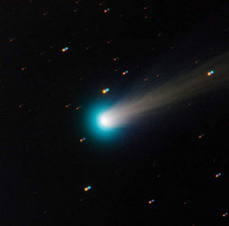 New Image of Comet ISON