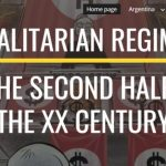 Totalitarian Regimes In The Second Half Of The XX Century