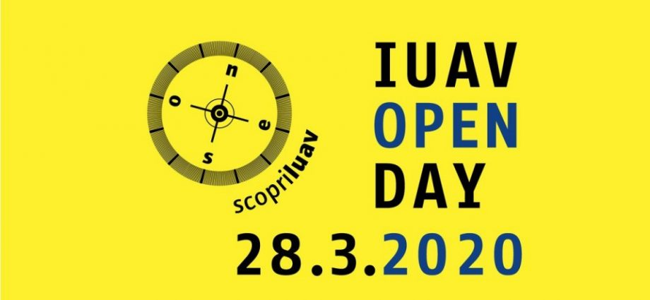 iuav open day